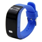 Silicone Smart Bracelet MD for GPS Tracker Seeker / Monitor / SOS Alarm