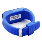 G29 GSM Smart Bracele MD for GPS Tracker Seeker / SOS Alarm - Blue