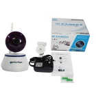 SunEyes SP-S701W 720P HD Mini cámara IP P2P inalámbrica - Blanco (enchufe AU)
