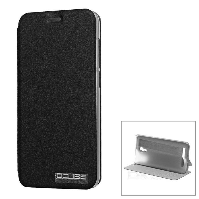 OCUBE Protective Flip Open PU Case for umi touch - Black