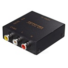 BSTUO HDMI to AV CVBS 1080P HD Converter - Black