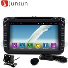 "Junsun R168-D 8"" Touch Quad-Core 1024*600 Car DVD Player w/ Webcam"