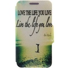 SZKINSTON® Love Life Pattern  Case for iPhone 6 plus / 6S Plus