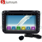 "Junsun R168-D 8"" Touch Quad-Core 1024*600 Car DVD Player - Black"