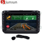 "Junsun R168-D 8 ""toque Quad-Core 1024 * 600 carro DVD Player w / Rússia Mapa"