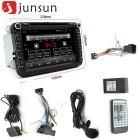 "Junsun R168-D 8 ""toque Quad-Core 1024 * 600 carro DVD Player w / AU Mapa"