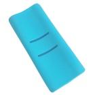 Silicone Protective Cover for Xiaomi 16000mAh Power Bank - Sky Blue