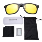 Reedoon 2140 Clip-on Night Vision Óculos - Black + Amarelo