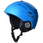 MOON MS-92 Cycling One-Piece PC + EPS Bike Helmet - Blue (L)