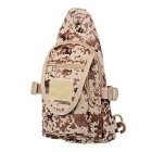 CTSmart Casual Sling Peito Messenger Bag - Digital Multicam Árido