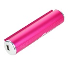 Stylish Bar Hub USB 2.0 4-Port (Hot Pink)
