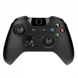 Bluetooth Wireless Gamepad Game Console for Xbox One - Black