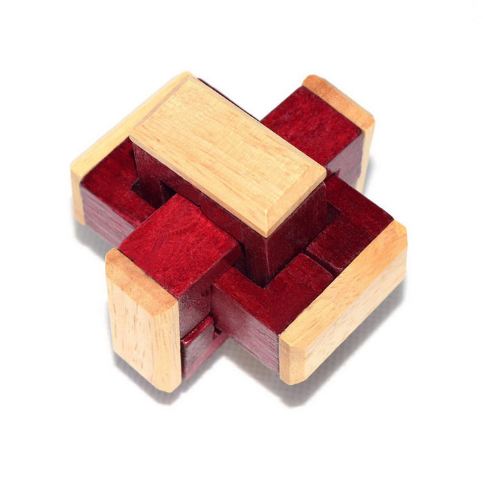 Maikou MK533 Puzzle Educational Wooden Inter Leksak - Multicolor