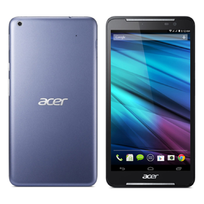 "Acer Iconia Talk S 7.0 ""Dual LTE A1-724 16GB - Musta"