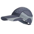 NatureHike Men's Outdoor Quick-dry Baseball Cap - Grey