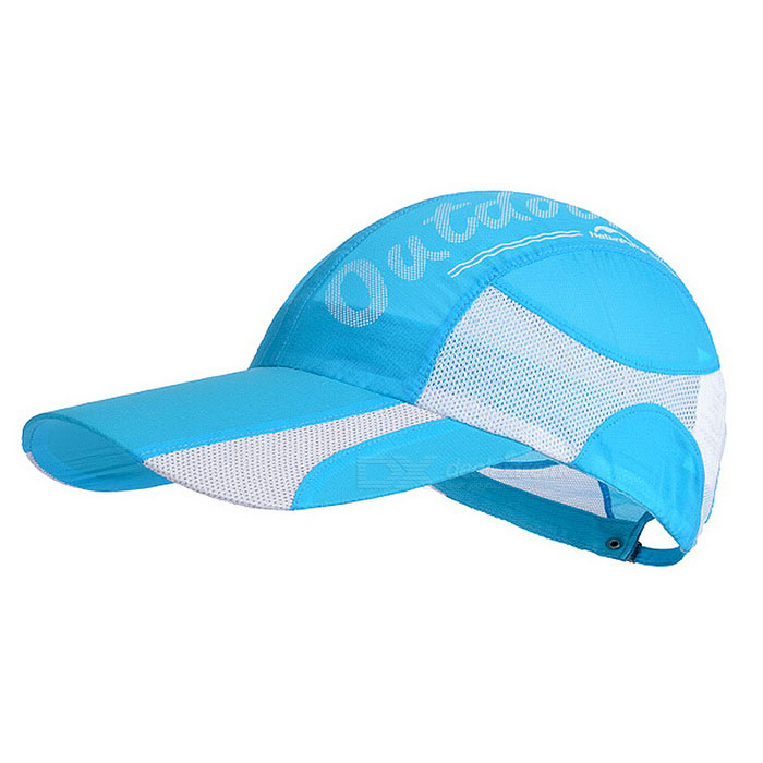 NatureHike Men's Outdoor Quick-dry Baseball Cap - Light Blue