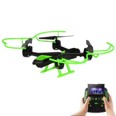 HelicMAX 1331S 5.8G FPV 4CH 6-Axis RC Quadcopter w/ 2.0MP HD Camera