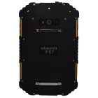 "VKWORLD V6 Android 4.4 4G 7.0 ""IPS Phone w / 2 GB RAM, 16 GB ROM - Gelb"