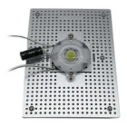 WLXY 12W 3000lm 6500K COB Cold White Light Suction Dome Light Source