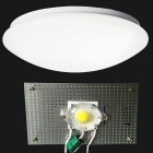 WLXY 18W 3000lm 6500K COB Cold White Light Suction Dome Light Source