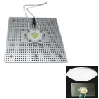 WLXY 30W 3000lm 6500K COB Cool White Light Suction Dome Light Source