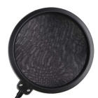 Registrazione microfono Mic Pop Screen Filter - Nero