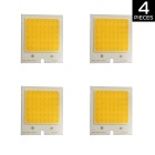 YouOkLight 4W 48-COB 480mA Cold White Light Bulbs (DC 12V/4PCS)