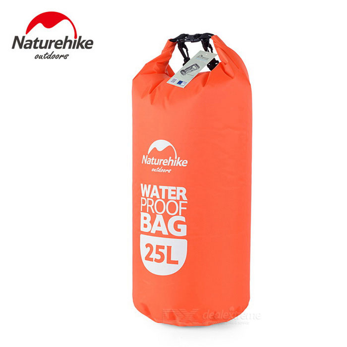 NatureHike Multi-Functional Drifting Waterproof Bag - Orange (25L)