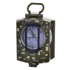AoTu AT7592 Multifunction American Army Analog Compass - Camouflage