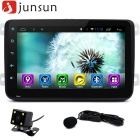 "Junsun 8"" Full Touch Car DVD Player - Black"
