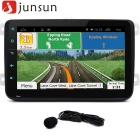Junsun 8 inch Full Touch Car DVD + Europe MAP - Black