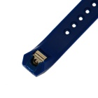 Intelligent Color Bracelet Wrist Strap For Fitbit alta - Dark Blue