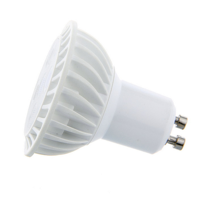 GU10 4W 4-SMD 2835 LED Hot White Dimmable Lampes Spot-Blanc