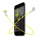 Syllable D300 Bluetooth In-ear Sport Earphones w/ Mic. - Yellow