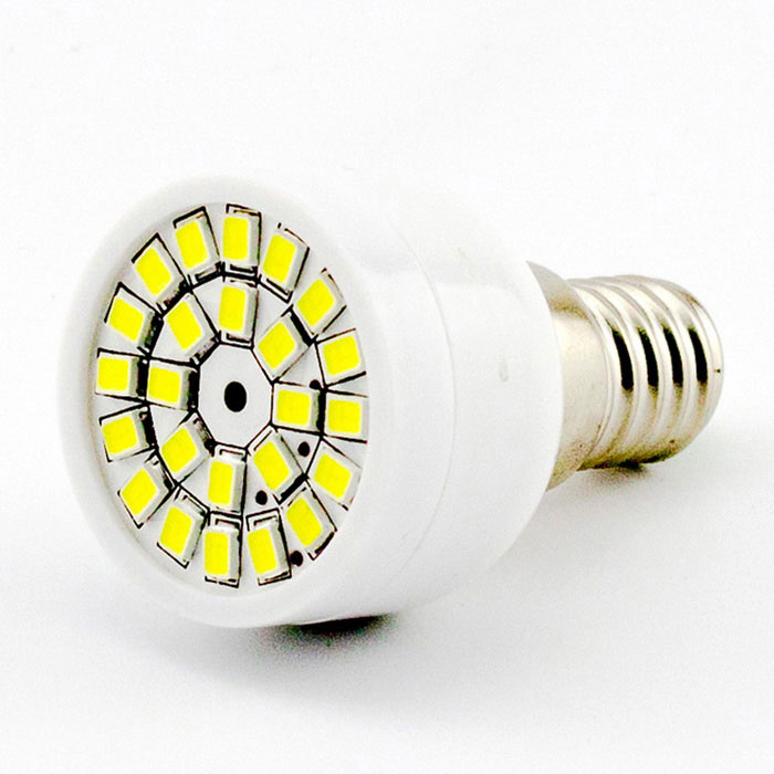 HONSCO E14 3W LED Spotlight Bulb Cold White Light 200lm 24-2835 SMD