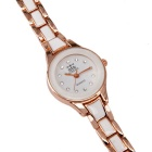 AIMEINI Authentic South Korean Style Women' Bracelet Watch - Rose Gold