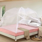 Polyester Mongolian Yurt Style Folding Mosquito Net for Dormitories