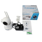 SunEyes SP-S702WA 720P Wireless Two Way Audio P2P IP Camera (US Plug)