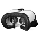 Virtual Reality 3D Glasses - Black + White