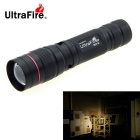 Compact Telescopic Focusing Portable Emergency Fashlight