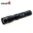 Ultrafire WY-3 Waterproof XRE R2 289lm Flashlight - Black (1 * 14500)