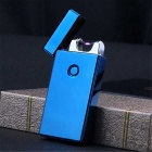 USB Charging Pulse Arc Lighter - Dark Blue