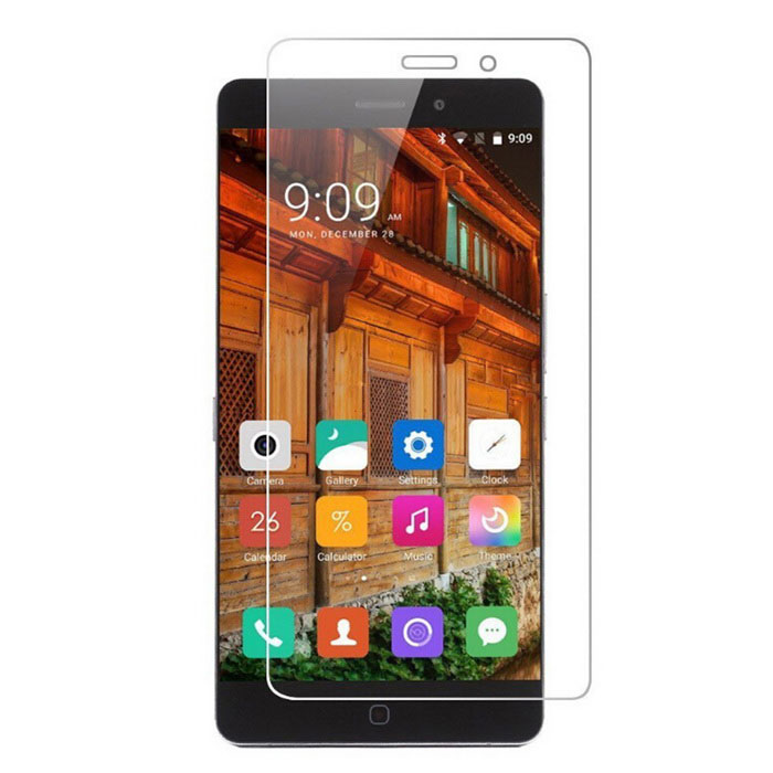 HD Tempered Glass Screen Protection Film for Elephone P9000
