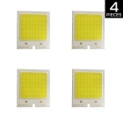 YouOkLight YK0407 4W 48-COB LED Chip 480mA Warm White for DIY (4 PCS)