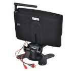 "7"" LCD HD 40-CH 5.8GHz Wireless Receiving Monitor Screen w/ Antenna"