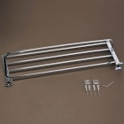 High Quality Elegant Hotel Dedicated Brass Bathroom Towel Rack