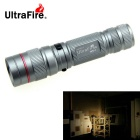 Ultrafire XRE R2 289lm Portable Flashlight - Silvery Grey (1*14500)