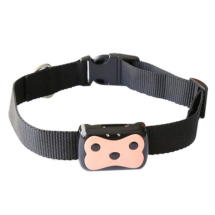 DMDG Mini impermeável em tempo real GPS Tracker para Strap Pet Cat / Dog