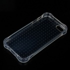 Protective TPU Back Case for IPHONE 5 / 5S / 5S - Transparent