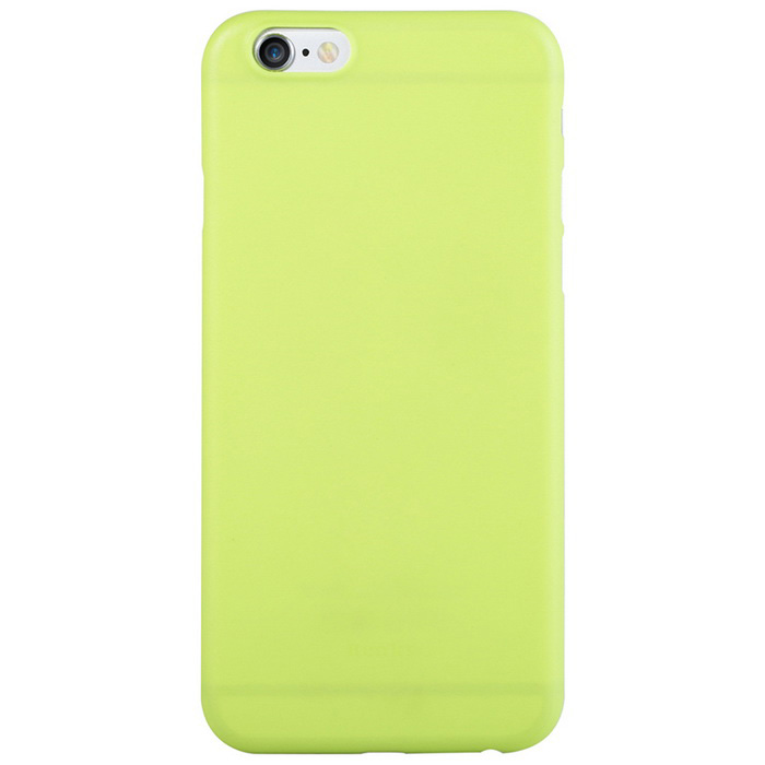 Benks 0.4mm Ultra-thin PP Back Case for  iPhone 6 / 6s - Fruit Green